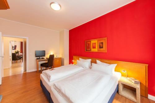 Novum Hotel Flora Apartments photo 19