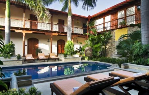 Hotel Plaza Colon - Granada Nicaragua, Granada