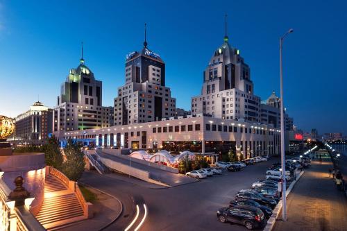 Отель Radisson Hotel Astana