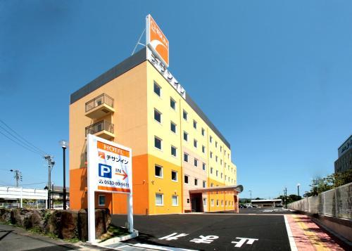 Отель Chisun Inn Toyokawa IC 3 звезды Япония