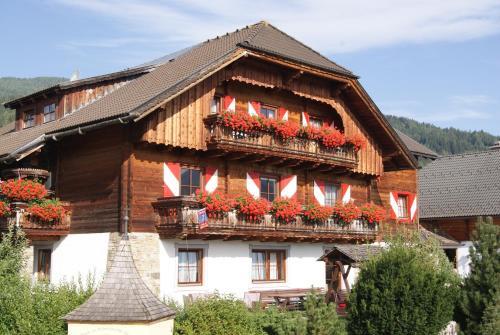 Haus Christophorus - Apartment mit 2 Schlafzimmern (4 Erwachsene)