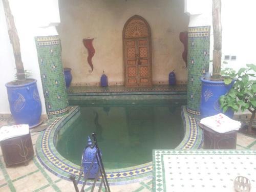 Riad Tahar Oasis, Marrakech