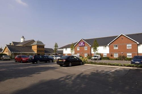 Premier Inn Weston-Super-Mare East (A370)