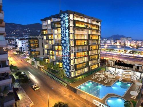 azalea apart hotel alanya