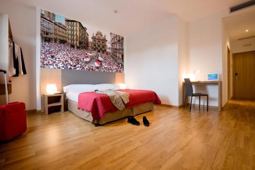 Отель Hostal Pamplona 0 звёзд Испания