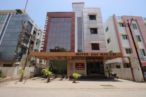 Отель Hotel Sai Balaji 2 звезды Индия