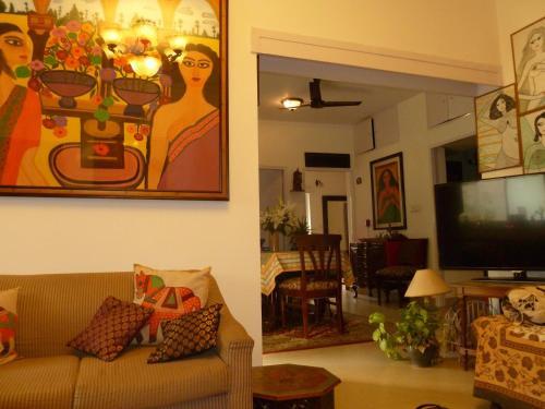Отель Mayas Nest 0 звёзд Индия