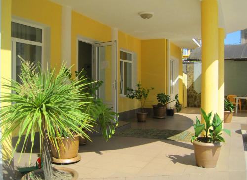 Guest house Leto front view