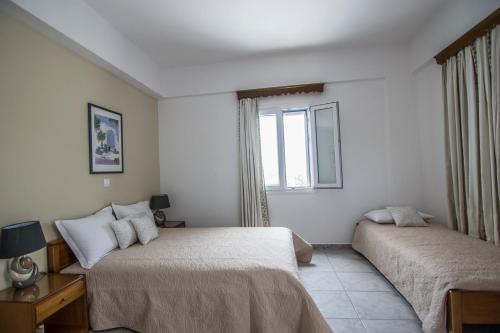 Studio (2-3 Adults) with sea view