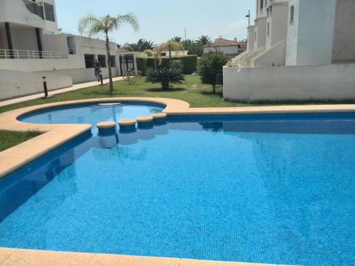 Apartamentos H3 Belman Playa, hotel en Denia