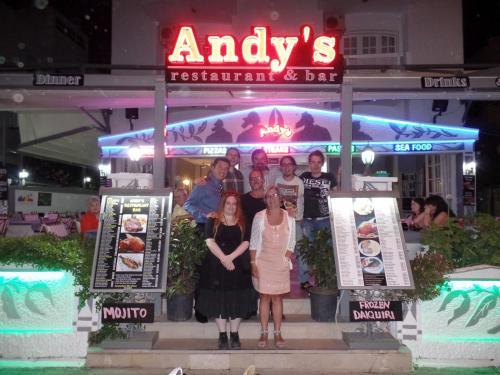 Guest Accommodation Andy U0026 39 S Apart Hotel  Marmaris  Turkey