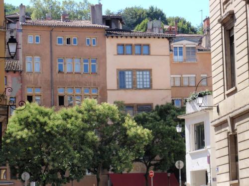 Appart Vieux Lyon Saint Paul