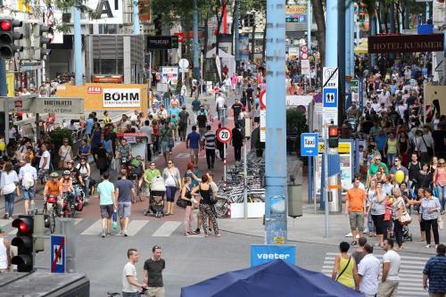 Urban Flats Vienna Rudolfsheim