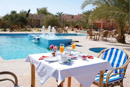 Qasr Alzaytuna Inn front view
