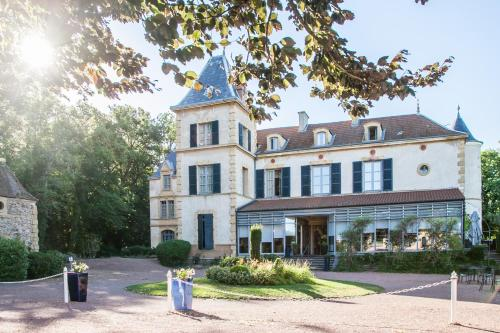 Le Chateau De Champlong - Chateaux et Hotels Collection