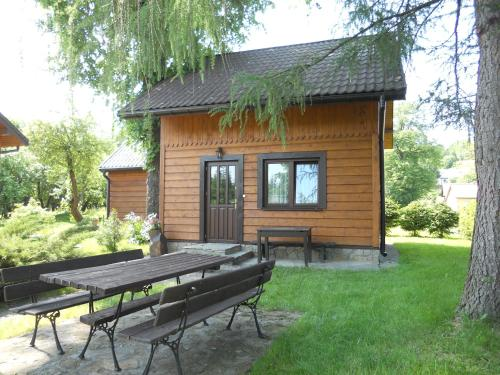 Zwei Schlafzimmer Chalet (Two-Bedroom Chalet)