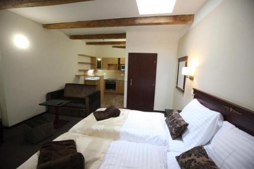 Hotel & Apartments U Cerného orla
