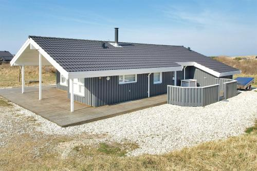 Three-Bedroom Holiday Home Kystmarken with a Sauna 04