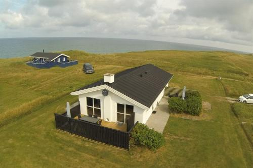 Three-Bedroom Holiday Home Furreby with a Sauna 01