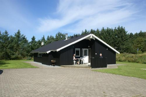 Four-Bedroom Holiday Home Marthinesvej with a Sauna 04