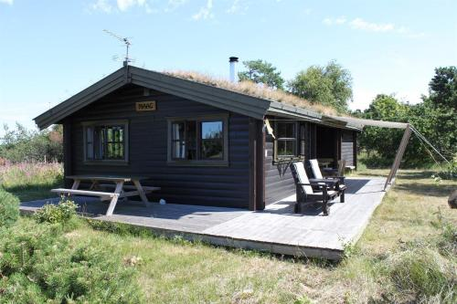 Three-Bedroom Holiday Home Klydevej 06