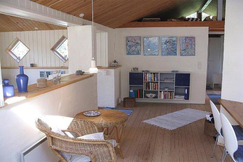 Three-Bedroom Holiday Home Benbrækvej with a Sauna 04