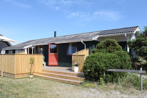 Three-Bedroom Holiday Home Lodsvej 06