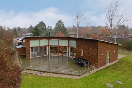 Four-Bedroom Holiday Home R�vehalen with a Sauna 05