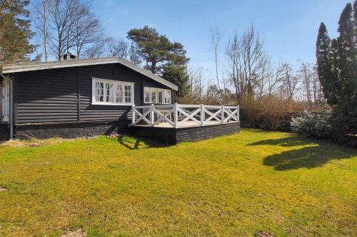 Four-Bedroom Holiday Home Villingebækvej 04