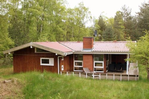 Three-Bedroom Holiday Home Skovsangervej with a Sauna 07