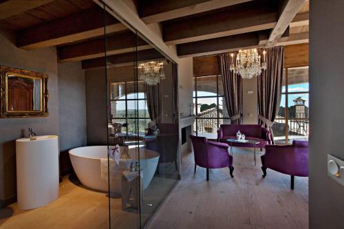 Suite mit Bergblick La Vella Farga Hotel 2
