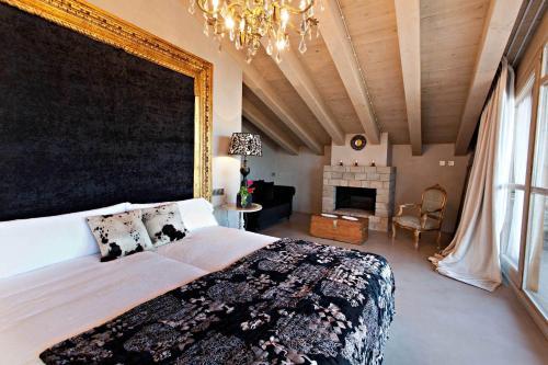 Habitación Deluxe La Vella Farga Hotel 5