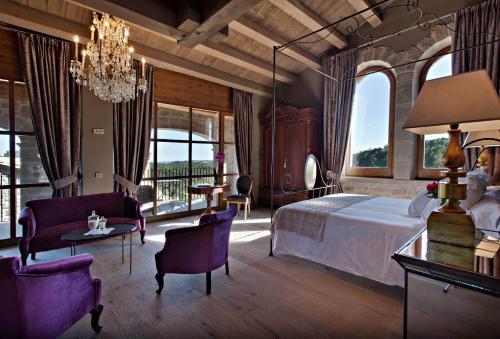 Suite mit Bergblick La Vella Farga Hotel 3