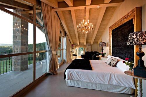 Suite mit Bergblick La Vella Farga Hotel 6