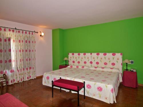 Habitación Doble - 1 o 2 camas Palacio Ayala Berganza 9
