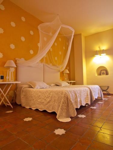 Habitación Doble - 1 o 2 camas Palacio Ayala Berganza 10