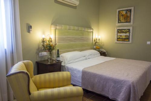 Habitación Doble Estándar - 1 o 2 camas Hotel Sindhura 1