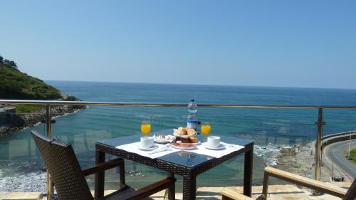 Hotel Itxas Gain Getaria (B&B)