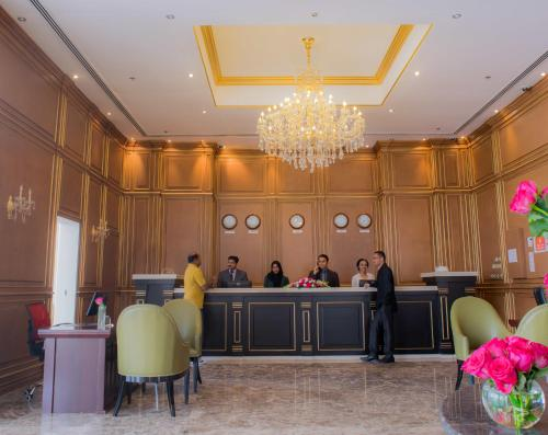 Strato Hotel By Warwick, Ad-Dauha