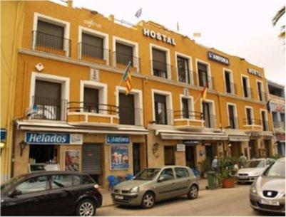 Hostal L'Anfora (Bed and Breakfast)
