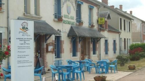 Auberge Les Muriers