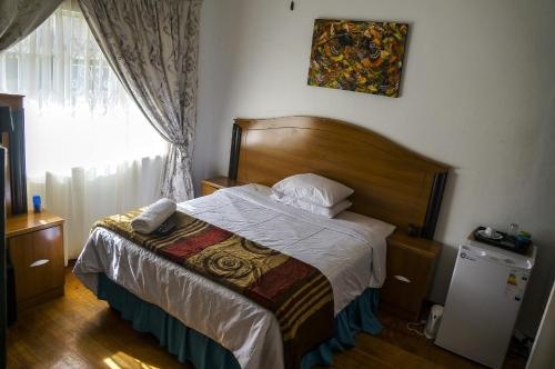 Habitació Doble Delux amb 2 Llits Dobles (Deluxe Double Room with Two Double Beds)
