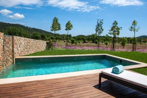 Suite con piscina privada - No reembolsable Castell Son Claret 1