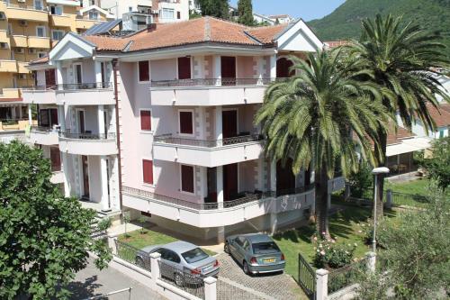 Отель Monteroyale Apartment 0 звёзд Черногория
