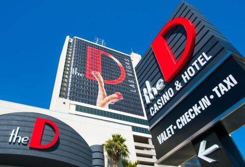 The D Las Vegas Hotel Casino