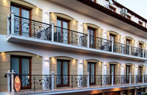 Parnassos Delphi Hotel