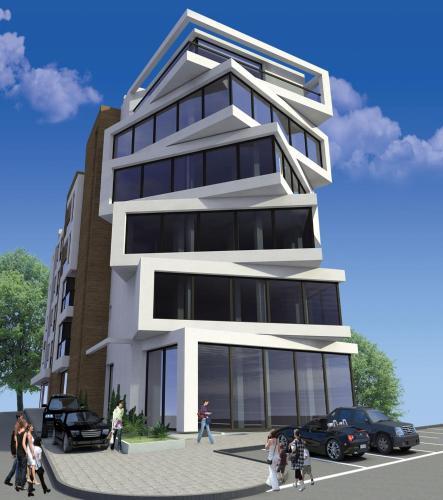 Отель Natalija Twister Apartment 0 звёзд Черногория