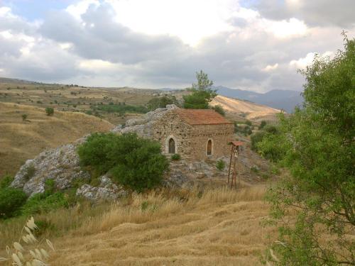 Thalou Stone House