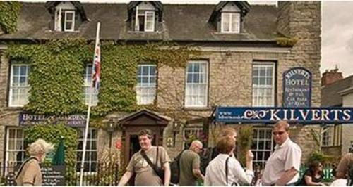 Photo of Kilverts Hotel Bed and Breakfast Accommodation in Hay-on-Wye Herefordshire