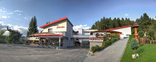 Отель Motel Skalka 0 звёзд Словакия